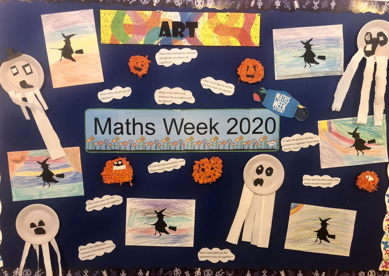 Maths Week Ireland 2020